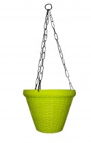 Alkarty 8 Inch Hanging Juhi Pot
