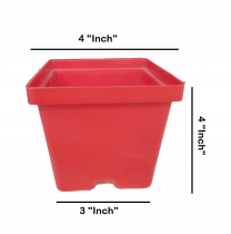 Plastic Gift Pot 4 inch