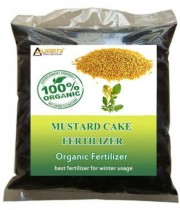 Mustard Cake Organic Fertilizer powder 200 grams