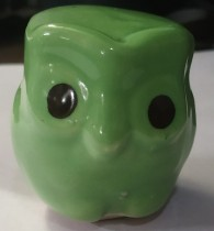 ceramic toys owl
