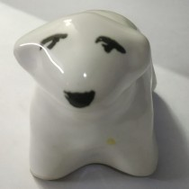ceramic toys dog