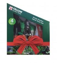 FALCON PREMIUM GARDEN TOOL 4 PCS. SET FGT-42