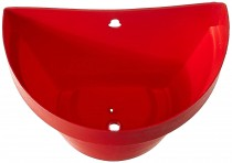 Wall Hanging Pot- red