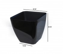 square nursery pot 4 number